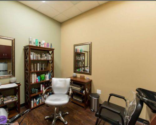 Phenix Salon Suites Interior