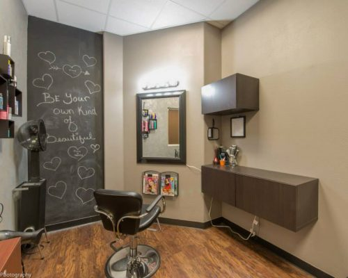 space to rent for hair salon